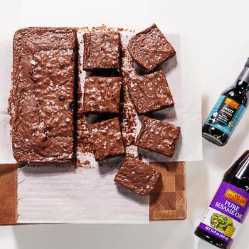 Recipe Tahini Brownie S