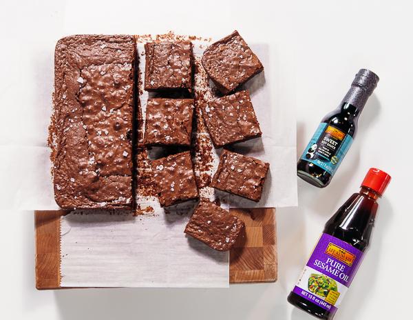 Recipe Tahini Brownie