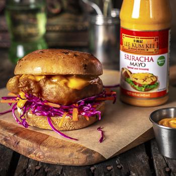 Recipe Tempura Fried Chicken Sandwich S