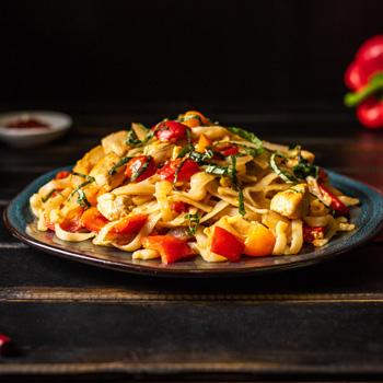 Recipe Thai Hot Pepper Linguini S