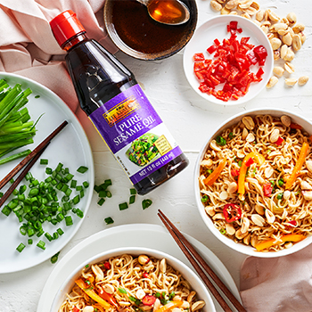 Recipe Thai Peanut Noodle Stir Fry S