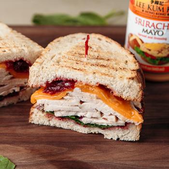 Recipe Thanksigiving Turkey Club S