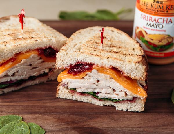 Recipe Thanksigiving Turkey Club