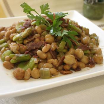 Recipe Three Bean Casserole