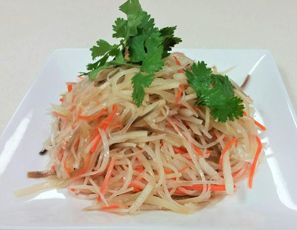 Recipe Three Delights Salad