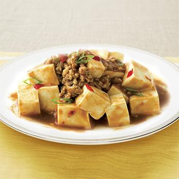 Recipe Tofu in Spicy Bean Sauce S