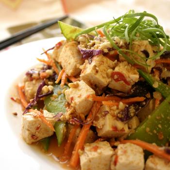 Recipe Tofu Salad S
