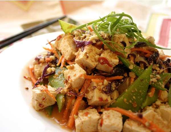 Recipe Tofu Salad
