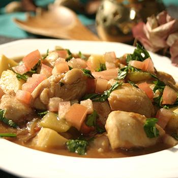 Recipe Tomato Chicken Stew