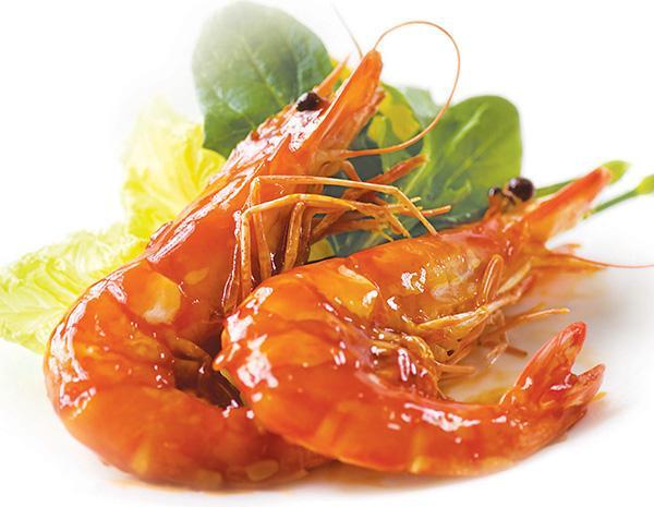 Recipe Tomato Garlic Prawns