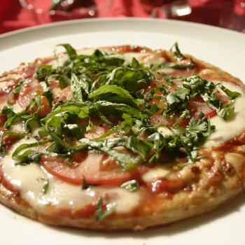 Recipe Tomato Mozzarella Pizza S