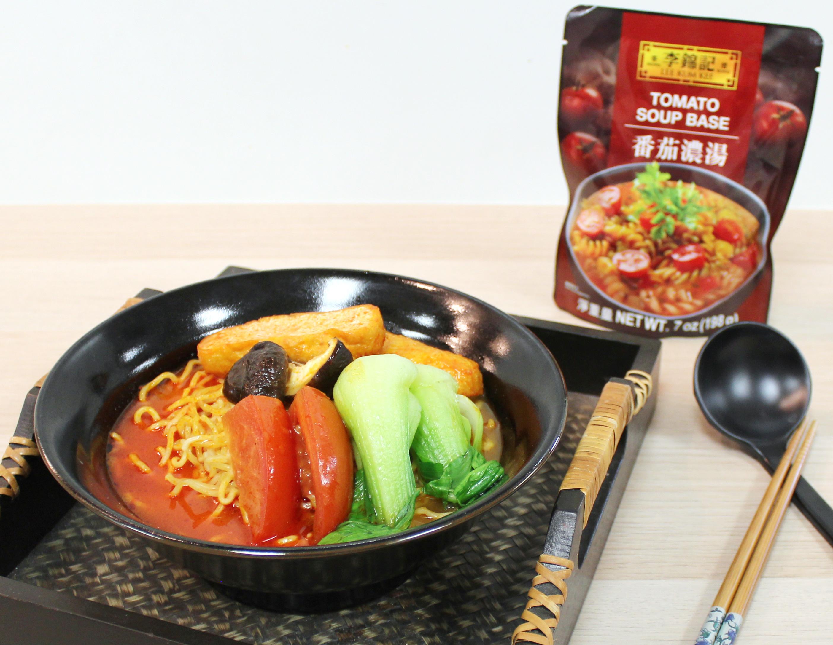 Recipe Tomato Ramen