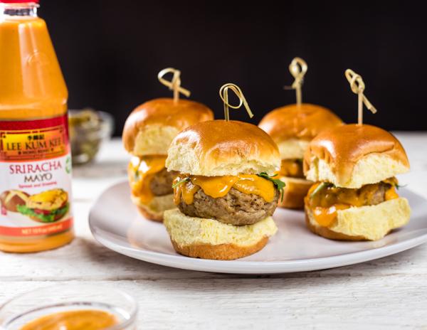 Recipe Turkey Burger Sliders