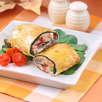 Recipe Turkey Filo Pastry Rolls S