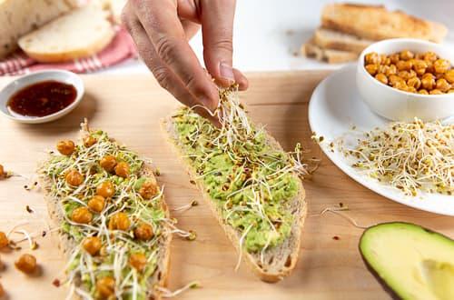 Recipe Vegan Avocado Toast_Step 4