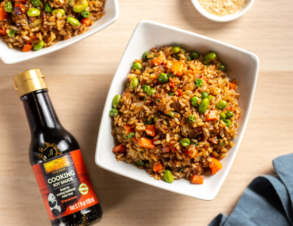 Recipe Vegetables Fried Rice