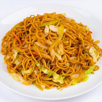 Recipe Vegetarian Chow Mein S