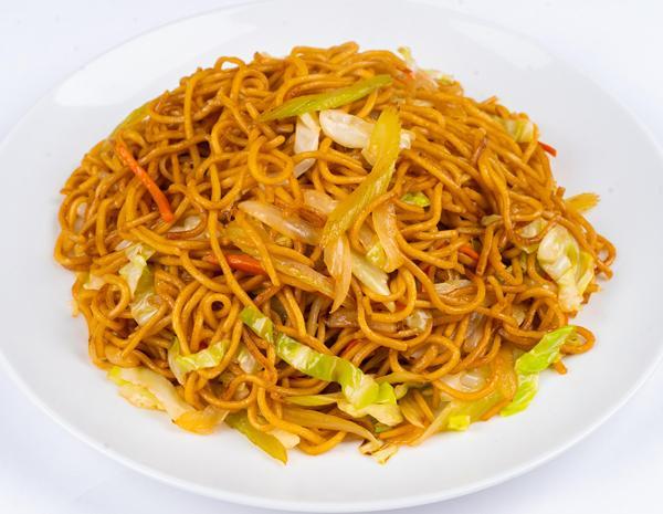 Recipe Vegetarian Chow Mein