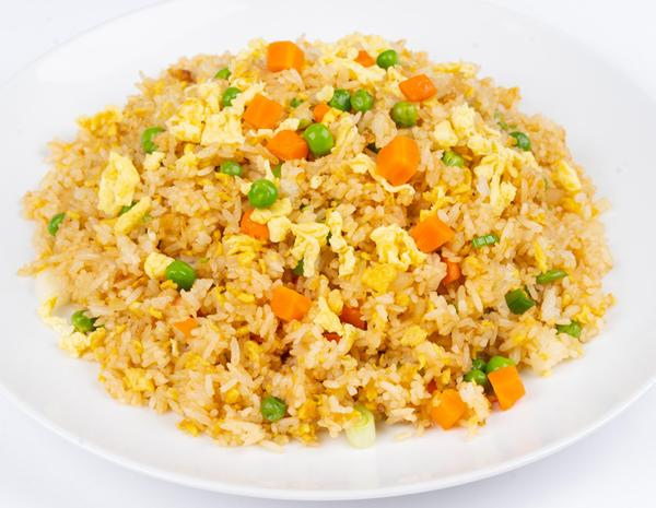 Recipe Vegetarian Fried Rice