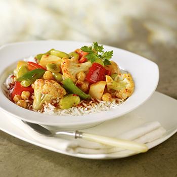 Recipe Vegetarian Stew Over Rice S