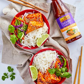 Recipe Vietnamese Noodle Bowl with Lemongrass Tofu S