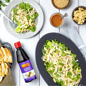 Recipe Wonton Happiness Salad S