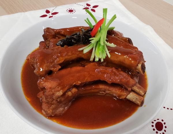 Recipe Wuxi Spare Ribs