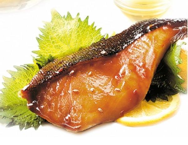 Teriyaki Fish Fillet