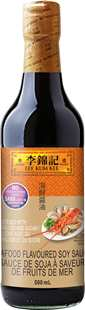 Seafood Flavoured Soy Sauce, 500 mL Bottle