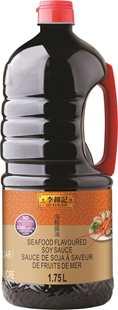 Sauce de soja à saveur de fruits de mer, 1.75 l Seau