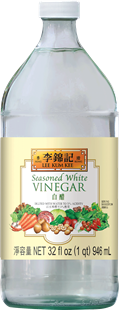 Seasoned White Vinegar, 32 fl oz (1 qt) 946 mL, Bottle