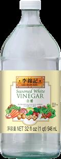 白醋, 32 fl oz. (1 qt) 946 mL, 瓶裝