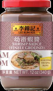 Shrimp Sauce Finely Ground 12oz