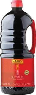Soy Sauce 59 fl oz, 1.75L
