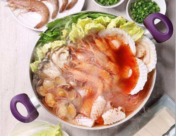 麻辣豆腐海鮮香鍋