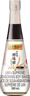 LKK's Supreme Seasoning Soy Sauce, 500 ml Bottle