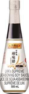La Sauce de soja assaisonnée suprême de LKK, 500 ml Bouteille