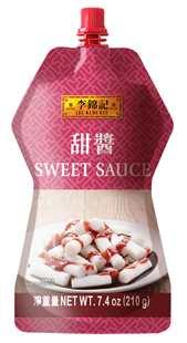 甜醬, 7.4 oz (210 g) 方便擠壓式裝
