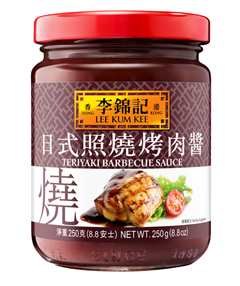 Teriyaki Barbecue Sauce 250g TW