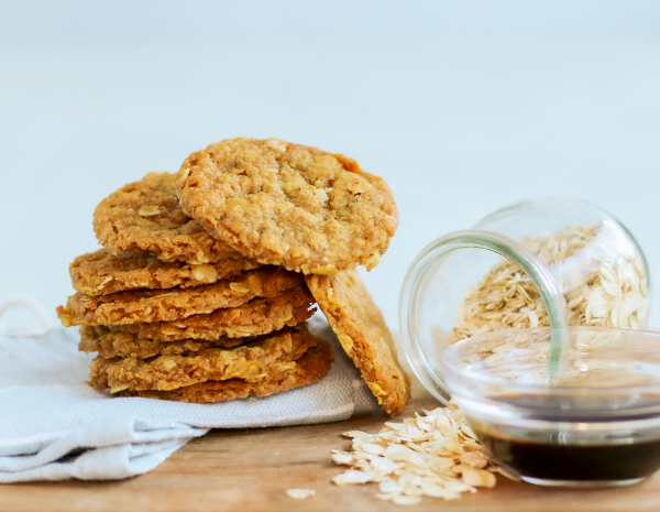 Umami ANZAC cookies