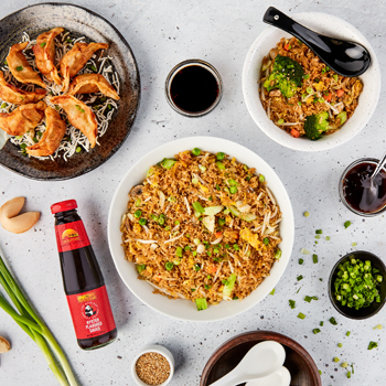Vegetable Fried Rice S