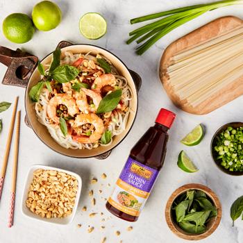 Vietnamese Shrimp Noodle Bowl S