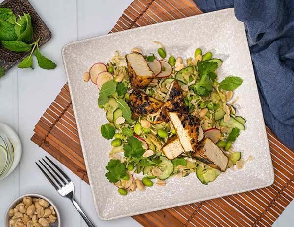 Web Res Gluten Free Crispy Tofu Salad Topdown Landscape