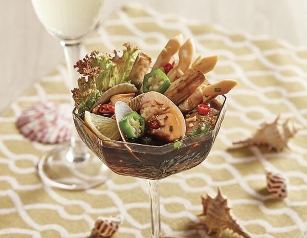 醇釀醋香海貝