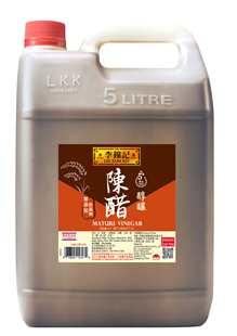 醇釀陳醋 5升