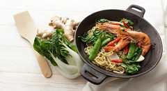 Dụng cụ nấu đồ ăn Trung Quốc