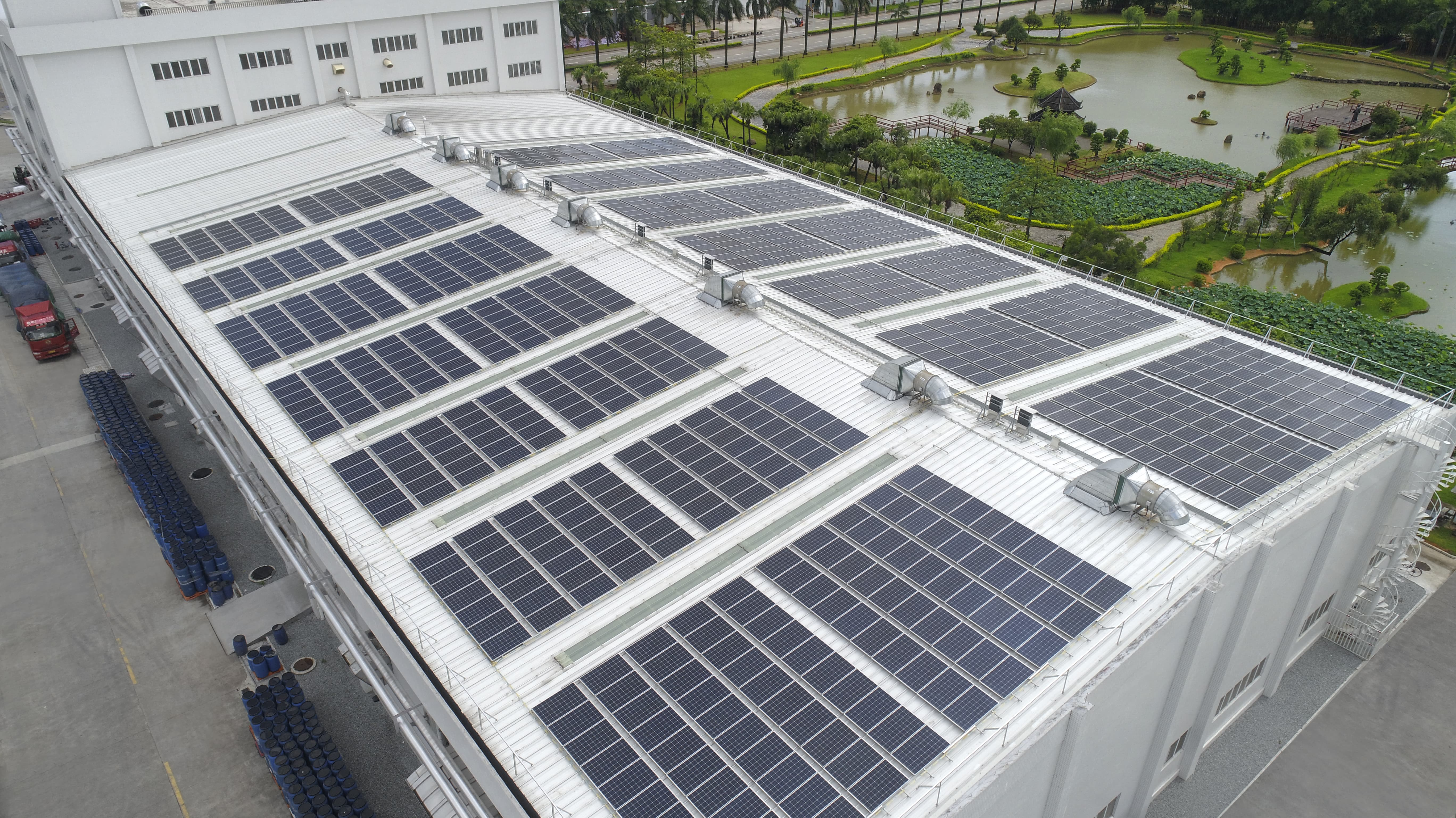 Solar Photovoltaic Power Generation System Phase II  Final
