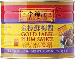 金標蘇梅醬 2.27 kg (5 lb), 錫罐