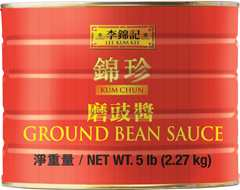 Kum Chun Ground Bean Sauce, 5lb
