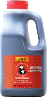 Panda Brand Oyster Flavored Sauce 5 lb (2.27 kg), Pail